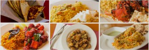 Gurus Fine Indian Cuisine Menu
