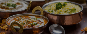 Gurus Fine Indian Cuisine Banner