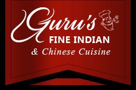 Guru's Fine Indian Cuisine - Indian Restaurant. Vegetarian, Non-Vegetarian & Tandoori Specialties